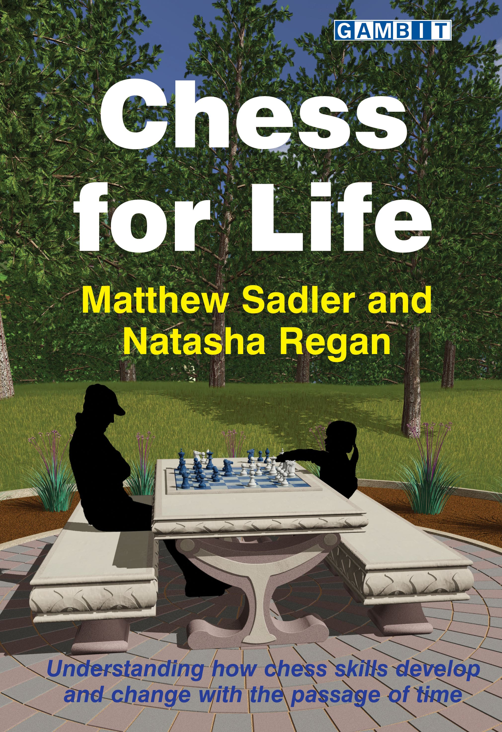 Chess for Life, Matthew Sadler Chess, Natasha Regan