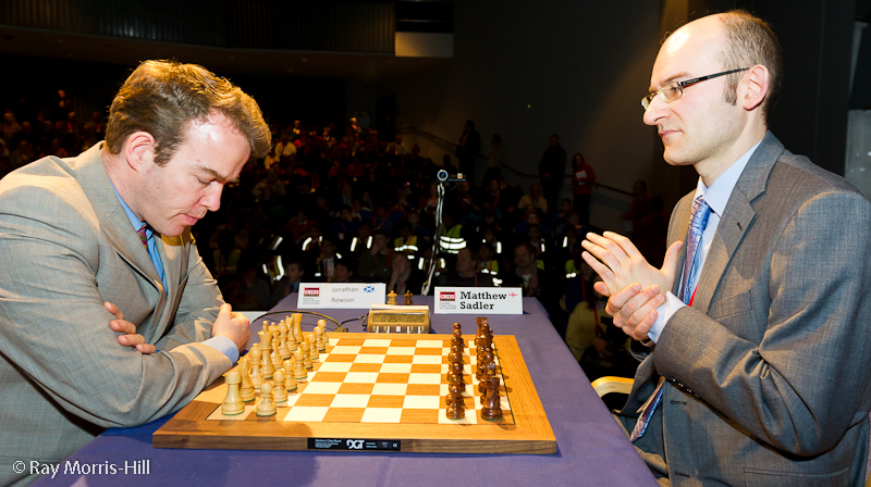 London Chess Classic 2013 Rowson-Sadler