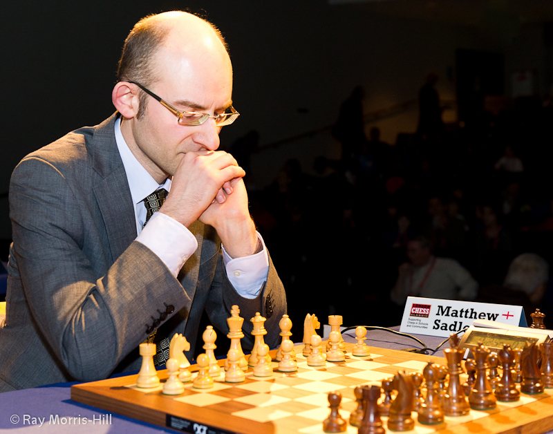 London Chess Classic 2013 Sadler-Svidler