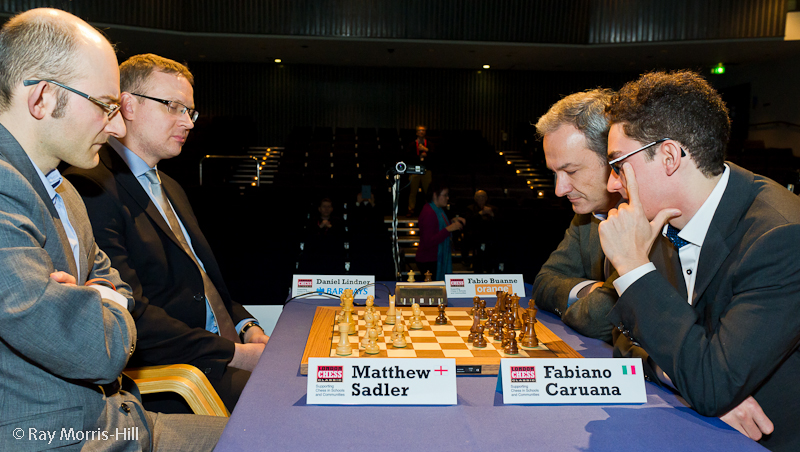 London Chess Classic 2013 Pro-Business
