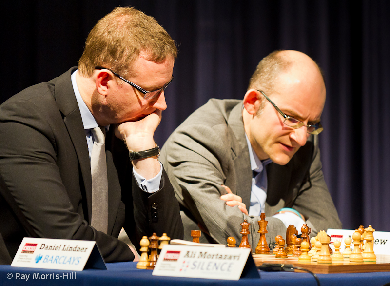 London Chess Classic 2013 Pro-Business Final