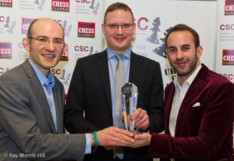 London Chess Classic 2013 Pro-Business Trophy